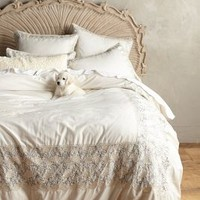Embroidered Hilvi Duvet