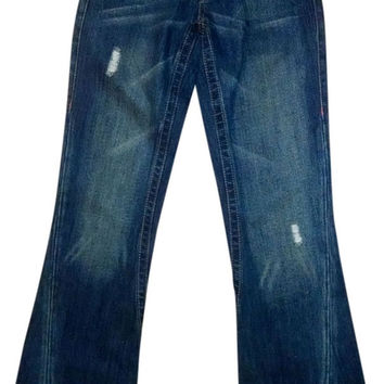 True Religion Jeans Size 26 Distressed Joey Style
