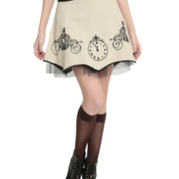 Disney Cinderella High-Waisted Skirt Pre-Order