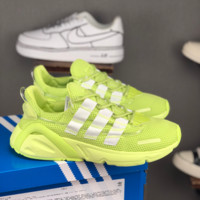 HCXX 19July 205 Adidas Yeezy Boost 600 Lxcon Breathable Sports Casual Running Shoes Fluorescent green