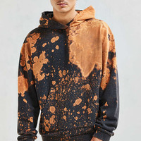 UO Malone Crystal Wash Hoodie Sweatshirt - Urban Outfitters