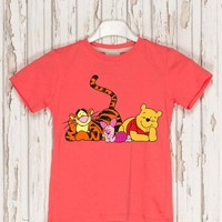 Winnie the pooh Iron on Patch winnie the pooh embroidery applique Disney iron on patch winnie pooh iron on decals transfers sticker ikpa59