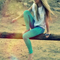 siren organic leggings