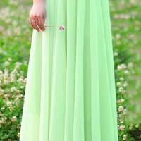 Dream Chiffon Skirts - OASAP.com