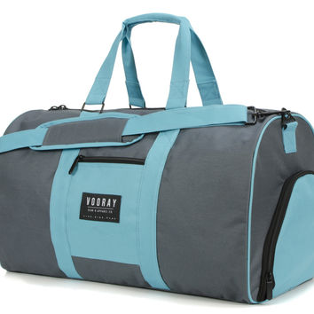 Vooray Trepic Duffel Bag Charcoal/Teal