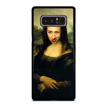 MIRANDA SINGS MONA LISA Samsung Galaxy Note 8 Case
