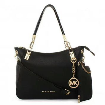 Chenire MICHAEL KORS Women Shopping Fashion Leather Chain Satchel Shoulder Bag Crossbody G-LLBPFSH