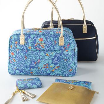 Lilly Pulitzer Boarding Bag & Travel Accessories