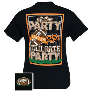 OSU Oklahoma State Cowboys Stillwater Tailgate Party T-Shirt