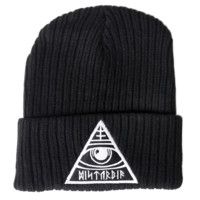 All Seeing Beanie by Disturbia - Default