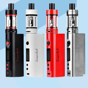 GK2JE 75W Subox Vape Topbox mini Upgraded Mini Starter Kit Electronic E Pen Cigarette