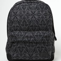 Vans Deanna III School Backpack - Womens Backpack - Black - One