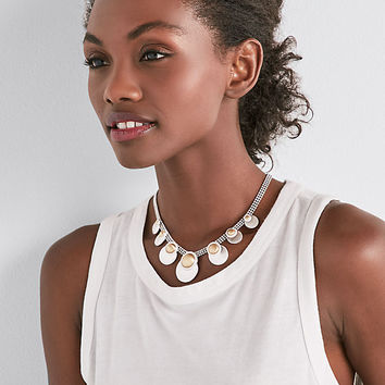 Satin Collar Necklace | Lucky Brand