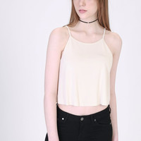 Sammy Cropped Tank