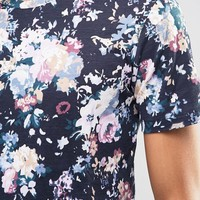 Minimum T-Shirt With Floral Print