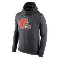 Nike Championship Drive Hybrid Fleece Pullover (NFL Browns) Men's Hoodie