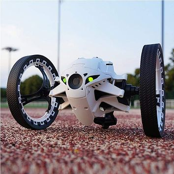 RC Bounce Car 2.4G  No camera or with WIFI camera 2.0mp Flexible Wheels Rotation LED