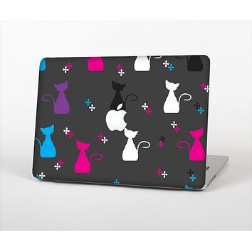 "The Color Vector Cats Skin Set for the Apple MacBook Pro 13"" with Retina Display"