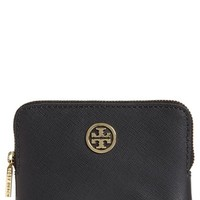 Tory Burch 'Robinson' Saffiano Leather Coin Case | Nordstrom