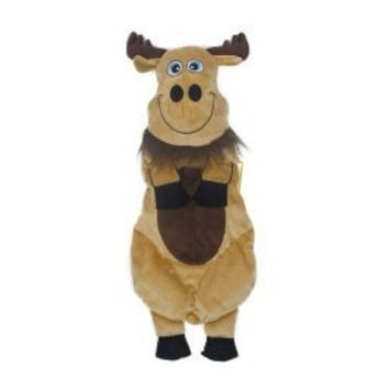 "DOG TOYS - PLUSH - SQUEAKIMAL MOOSE 21""  NEW OCT 2016"