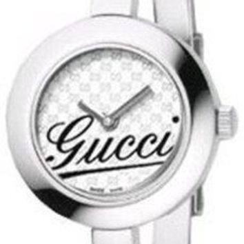 "Gucci 105 Series 6.5"" Ladies Watch YA105528"
