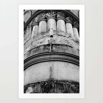 Milwaukee Architecture Art Print by Kayleigh Rappaport