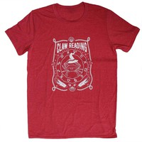 Claw Reading (Heather Red) / Shirt