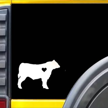 Cattle Bull Cow Decal Sticker *J483*