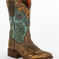 Dan Post Vintage Blue Bird Cowboy Boot
