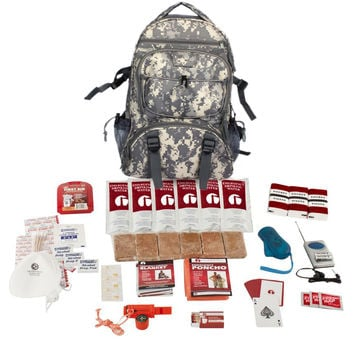 Guardian Survival Kit in Camo