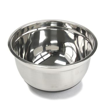 5 qt. Stainless Steel Mixing Bowl - CASE OF 3