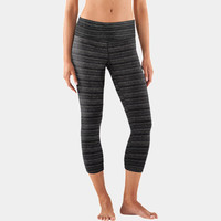 Women's UA StudioLux Tight Capri | 1235569 | Under Armour US