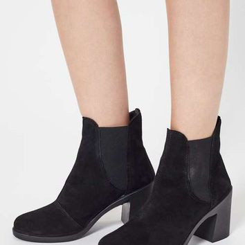 ALEXA suede ankle boot - Shoes