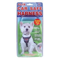 Clix Car Safe Harness for Dogs Small | z