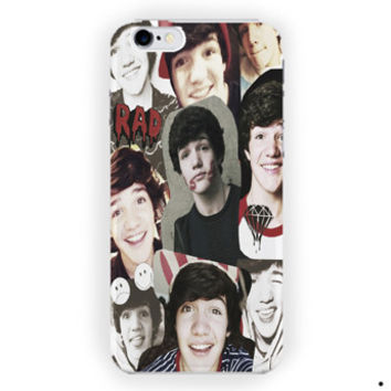 Aaron Carpenter Collage  Magcon Boys For iPhone 6 / 6 Plus Case