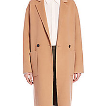 Theory - Eletkah Wool & Cashmere Coat - Saks Fifth Avenue Mobile