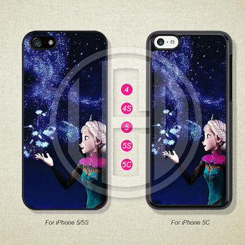 Disney Frozen Phone Cases, iPhone 5S Case, iPhone 5 Case, iPhone 5C Case, iPhone 4 case, iPhone 4S case, Case For iPhone --L51048