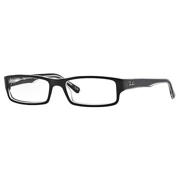 Ray-Ban 0RX5246 Rectangle Sunglasses for Mens