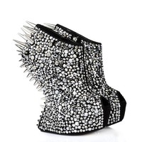 i27114 002 - Wedge Women - Shoes Women on Giuseppe Zanotti Design Online Store United States