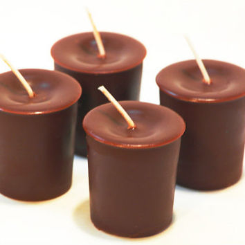 4 Pack Soy Votives Bacon Scented