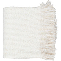 Madurai Throw ~ White
