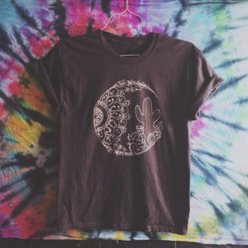 SALE Desert Mandala shirt-  made to order