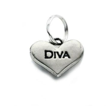 Pewter Dog Collar Charm or Cat Collar Charms