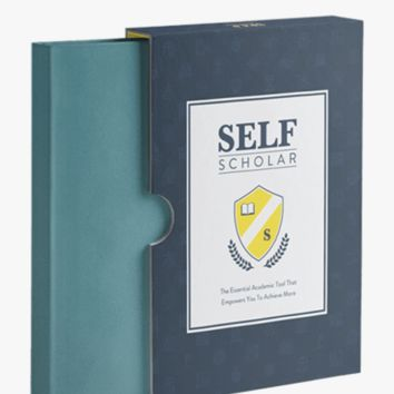 SELF Scholar Journal: The Essential Academic Planner Tool That Empowers You To Achieve More