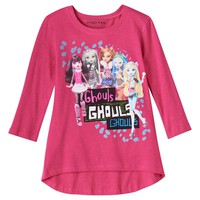 Monster High ''Ghouls Ghouls Ghouls'' Tee - Girls 7-16, Size: