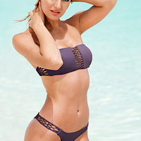 The Macramé Midi Bandeau - Beach Sexy - Victoria's Secret