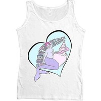 Bored of the Patriarchy -- Women's Tanktop