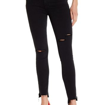 PAIGE | Hoxton Raw Step Hem Jeans | Nordstrom Rack