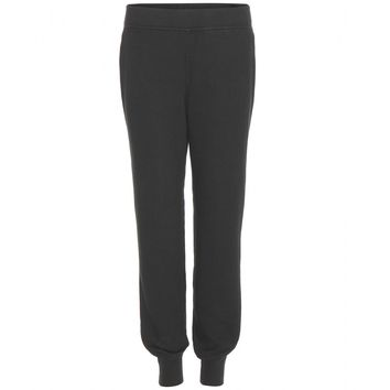 t by alexander wang - fleece-lined track pants