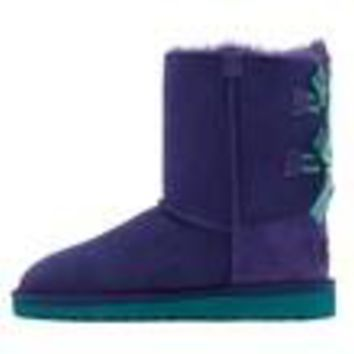 UGG Kids Womens Bailey Bow Bloom (Toddler/Little Kid) ugg snow boots